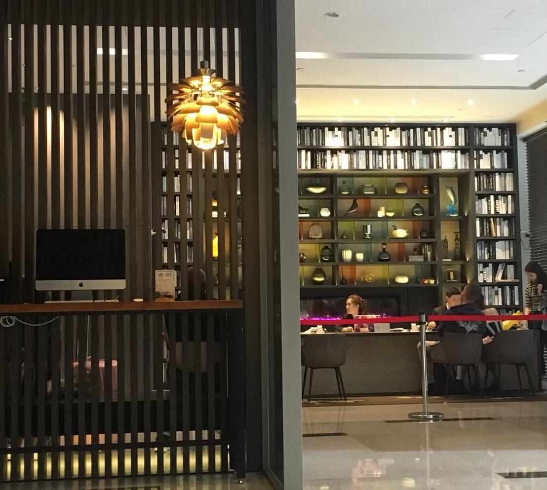 パーク台北ホテルフロント