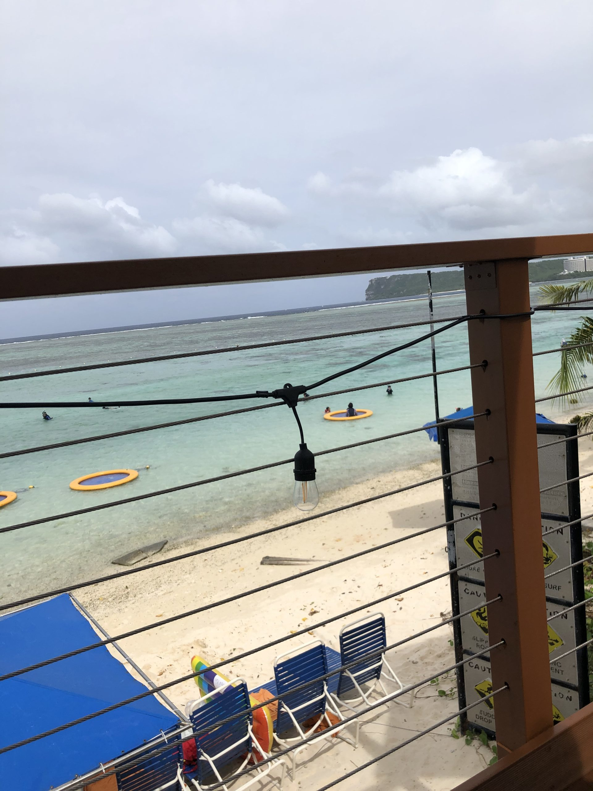 ビーチ風景