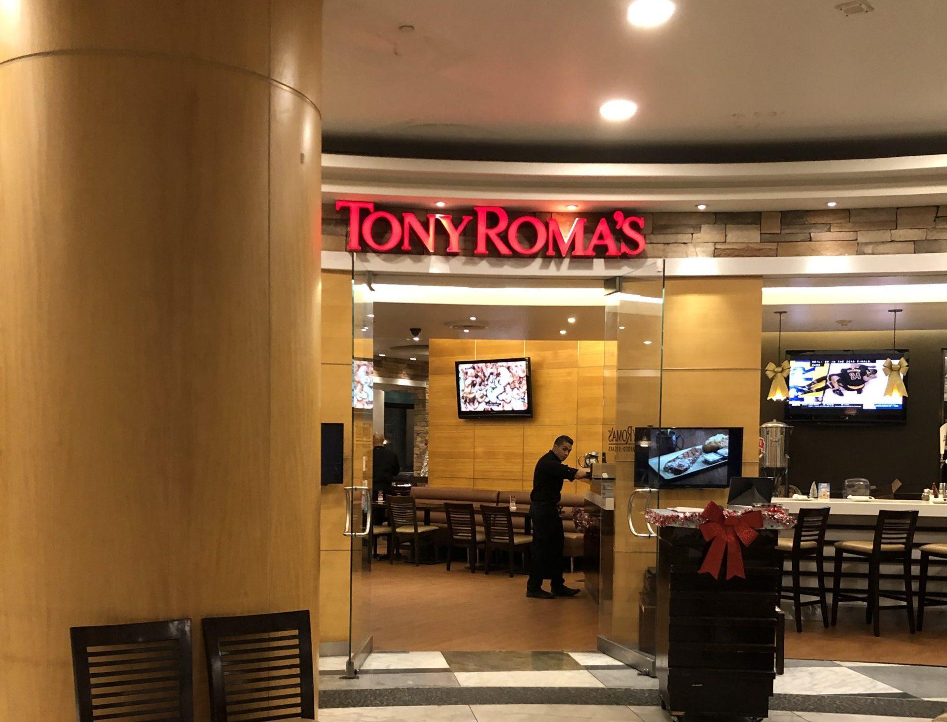 トニーローマ