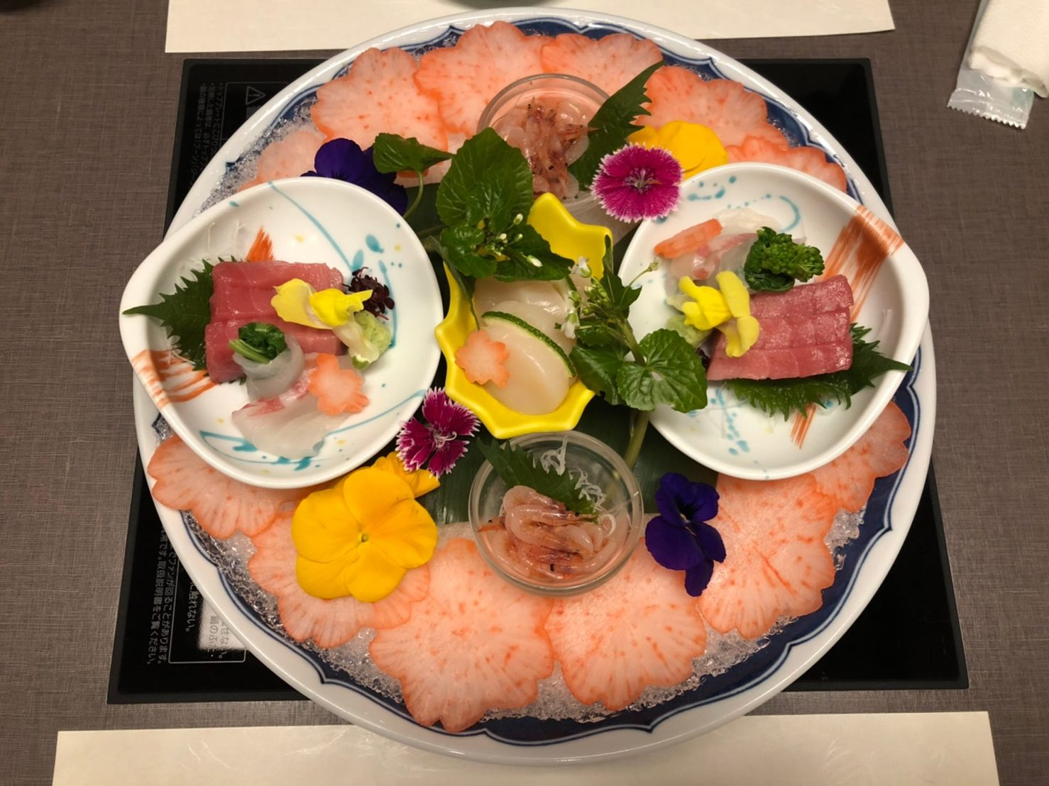kinugawa onsen hotel dinner