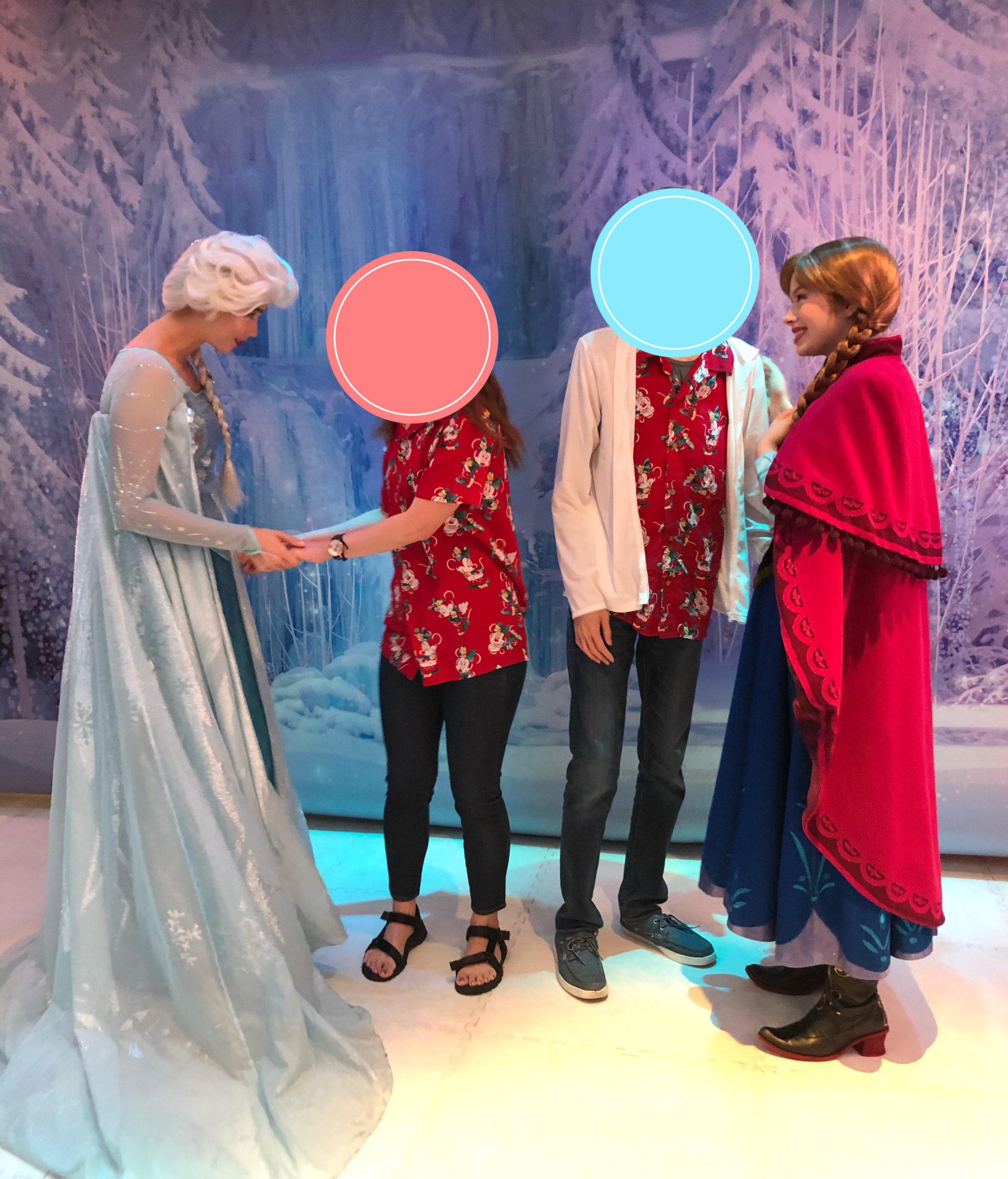 Frozen Meet and Greet