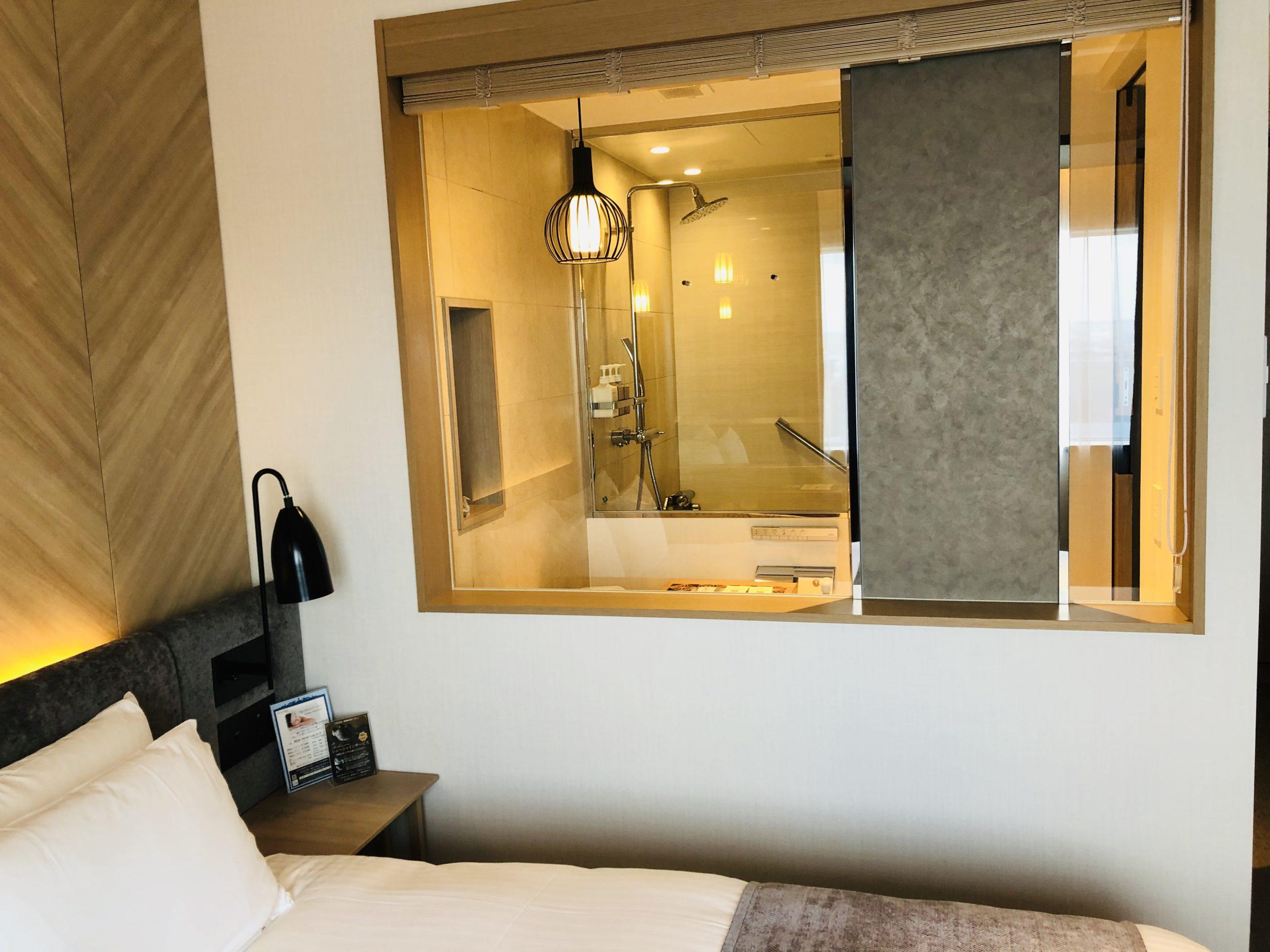 ソラリア西鉄福岡ホテル 部屋