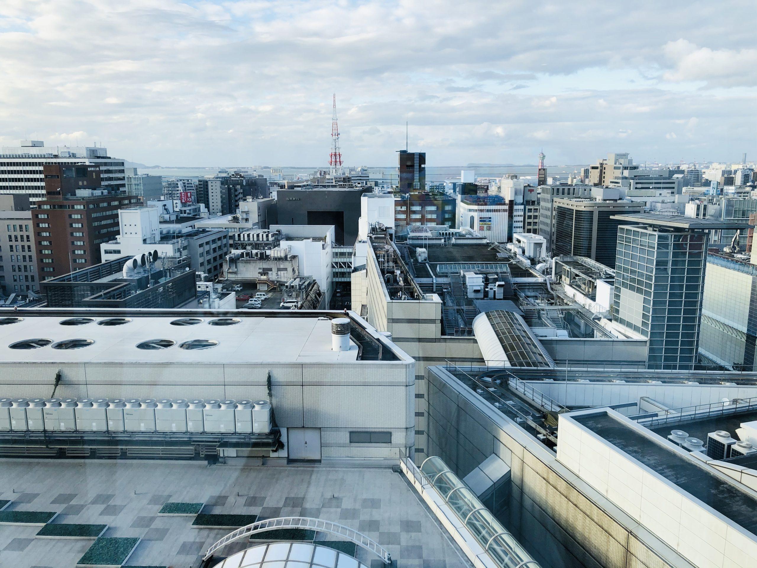 ソラリア西鉄福岡ホテル