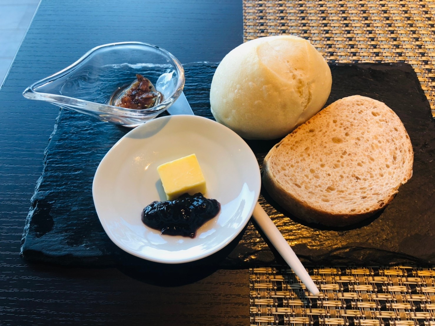 森羅 朝食